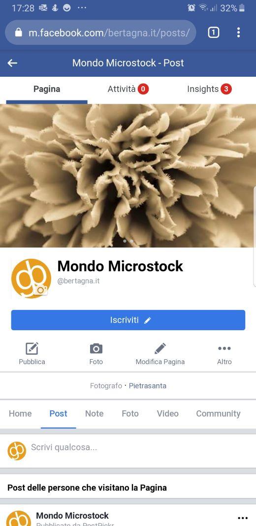Facebook da Browse