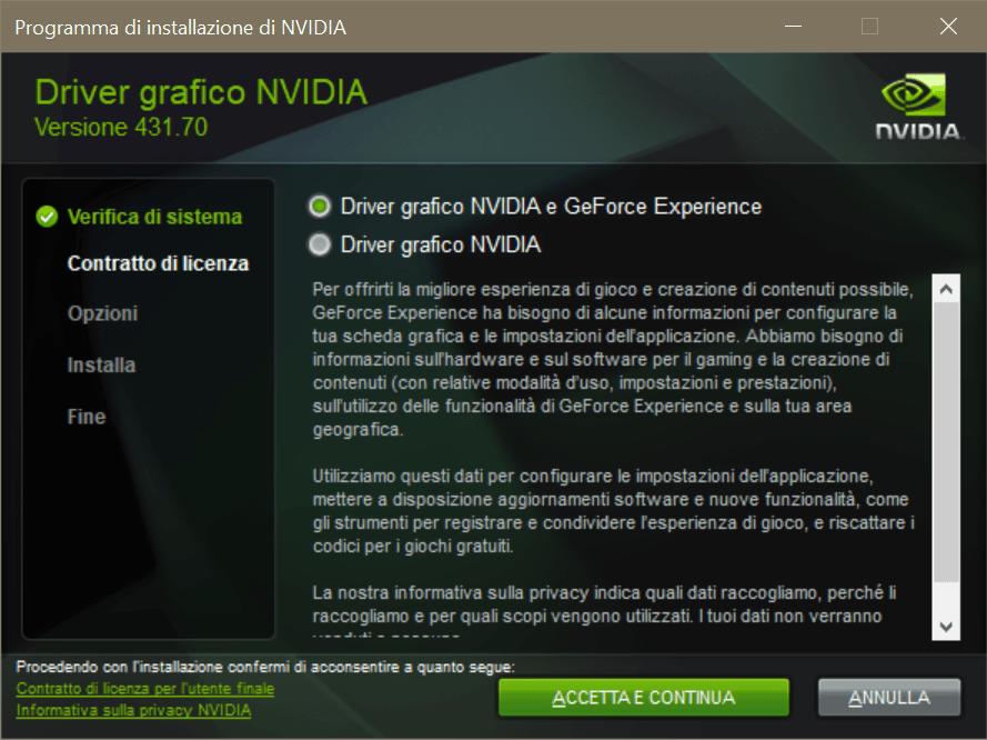 NVIDIA-Installa-Driver-Studio