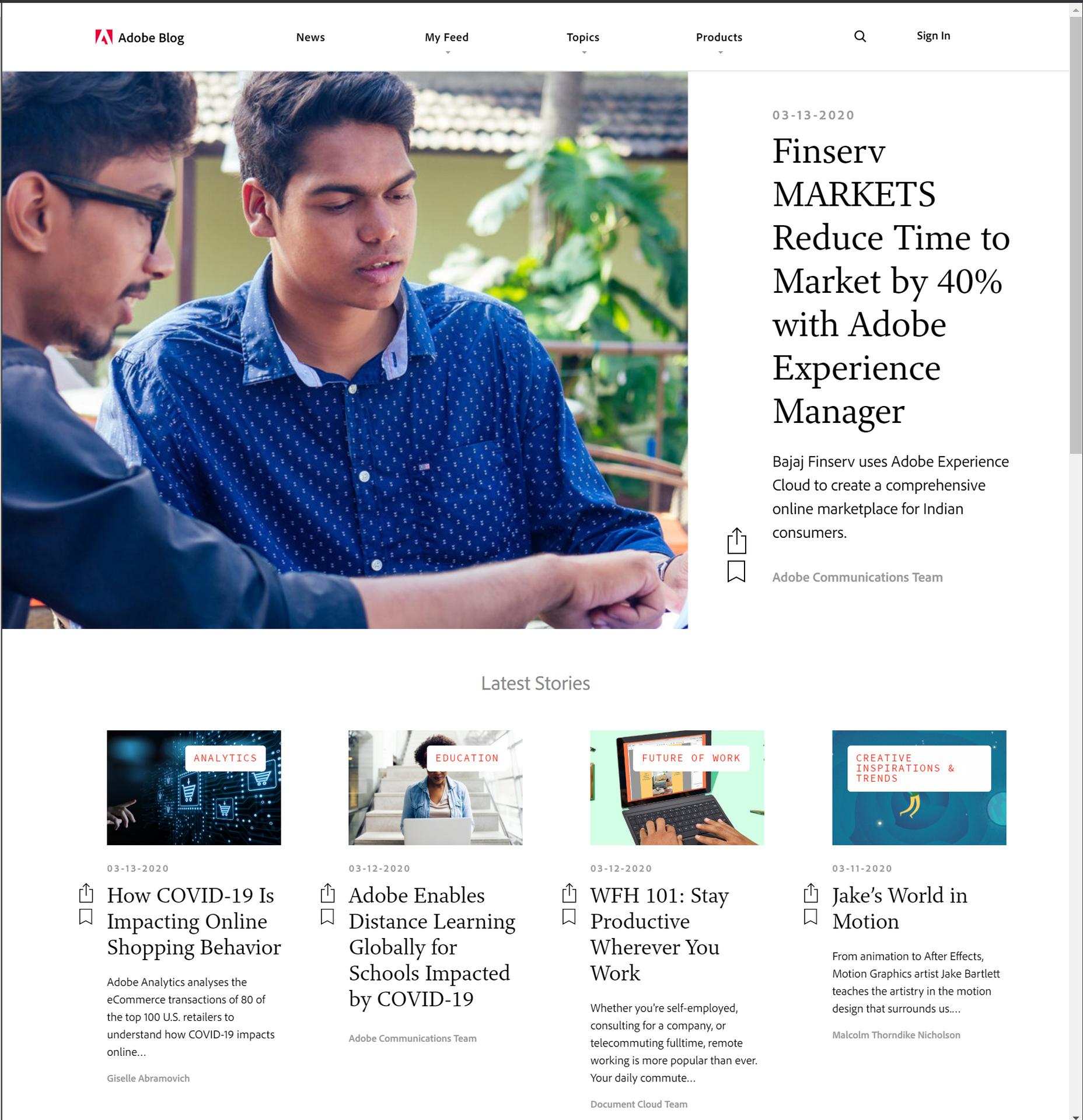 Il blog di Adobe - Adobe Blog